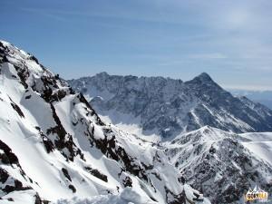 Krywań (2495 m) i Mur Hrubego