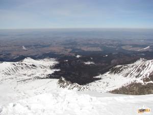 Dolina Gąsienicowa, Podhale i Gorce