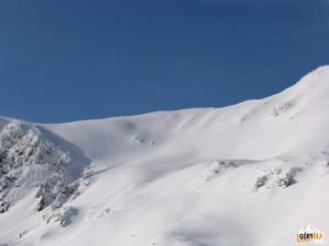 Przełęcz Liliowe 1952 m