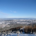 Kopieniec – panorama Gorców