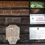 """""""Schronisko na Hali Krupowej"""""""