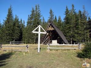 Kaplica Matki Boskiej Opiekunki Turystów naOkrąglicy