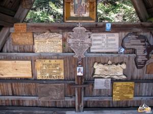 Kaplica Matki Boskiej Opiekunki Turystów na Okrąglicy
