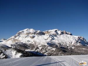 GGrupa Sella - region Alta Badia