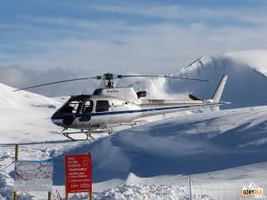 Alta Badia, Pralongia – lot turystyczny nad Marmoladę