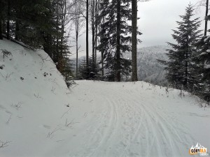 "Duża trasa narciarska ""Mogielica"" (25 km)"