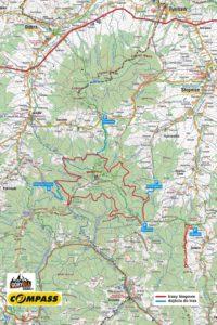 Narciarskie trasy biegowe podMogielicą