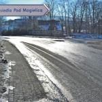 """Dojazd na parking """"Pod Mogielicą"""""""