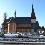 Kościół w Jurkowie