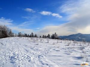 Szczyt Ćwilina 1072 m
