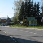 Dojazd do Koninek