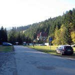 Parking w Koninkach