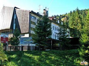 Ośrodek wypoczynkowy w Koninkach