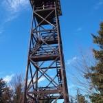 Wieża widokowa na Mogielicy 1171 m