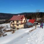 Na szlaku z Chyszówek (Przełęczy Rydza - Śmigłego) na Mogielicę