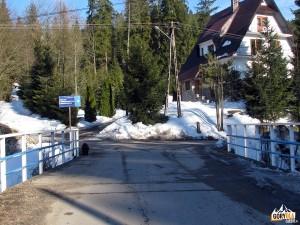 Dojazd do narciarskiej trasy biegowej z Obidowej na Turbacz