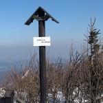 Szczyt Sokolicy 1367 m