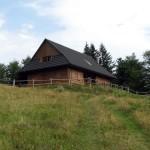 Bacówka Młodzieżowego Ośrodka Wychowawczego na Polanie Pustki