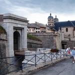 Fortyfikacje Vauban w centrum Briançon