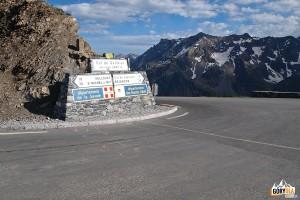 Przełęcz Col du Galibier 2645 m
