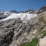 Lodowiec Biały (Glacier Blanc)