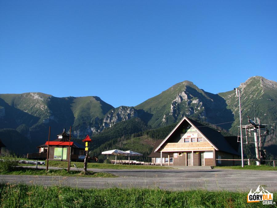 Strednica - stacja narciarska
