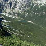 Dolina Zielona Kieżmarska (slow. dolina Zeleného plesa)