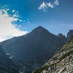 Łomnica (słow. Lomnický štít) 2634 m
