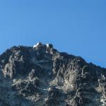 Szczyt Łomnicy (słow. Lomnický štít) 2634 m