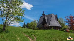 Kaplica w przysiółku Przyslop