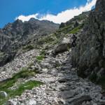 Droga naLodową Przełęcz