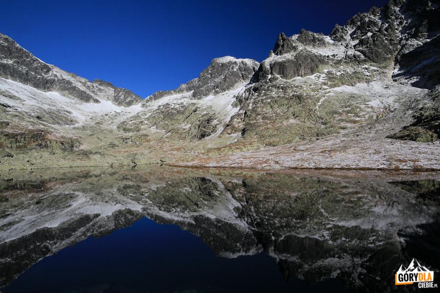 Otoczenie Doliny Pięciu Stawów Spiskich - widok w kierunku Baraniej Przełęczy