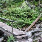 Ścieżka pod Rohacki Wodospad