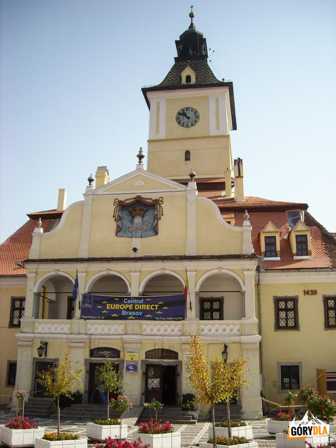 Braszów (Braşov)