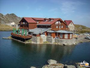 Schronisko, pensjonat Cabana Bâlea Lac