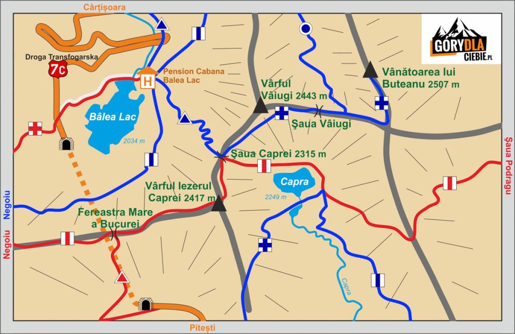 Vânătoarea lui Buteanu - mapa