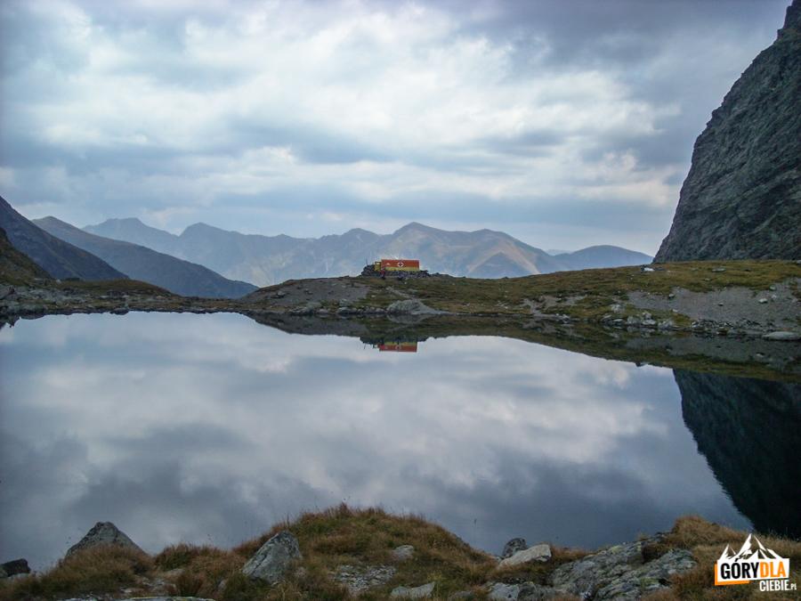 Jezioro Lacul Călţun (2135 m)