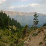 Zejście do Piscul Negru