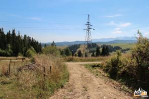 Droga rowerowa Dursztyn – Niedzica
