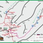 Triglav turystycznie mapa szlaków