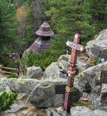 Tatrzański Symboliczny Cmentarz pod Osterwą