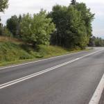 Z Zakopianki (w kierunku Skomielnej) szlak skręca w lewo