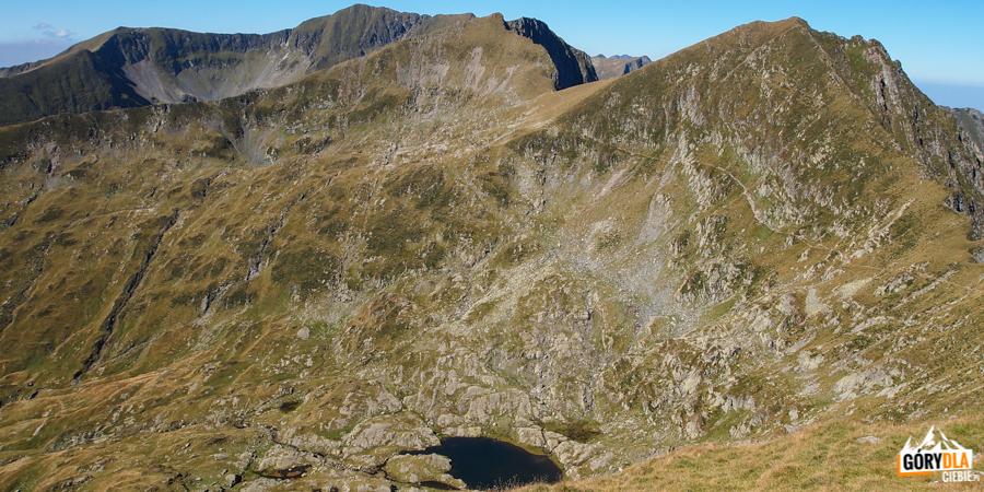Trawers Galbenele (2456 m)