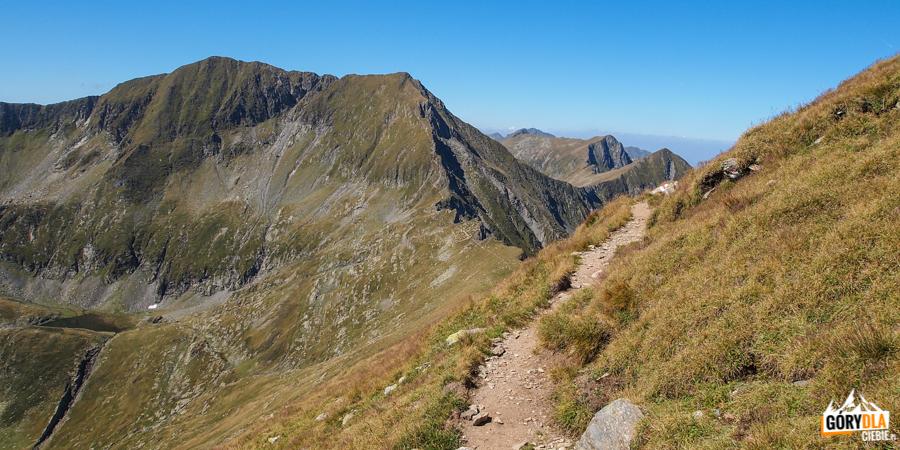 Majestatyczny Moldoveanu (2544 m)