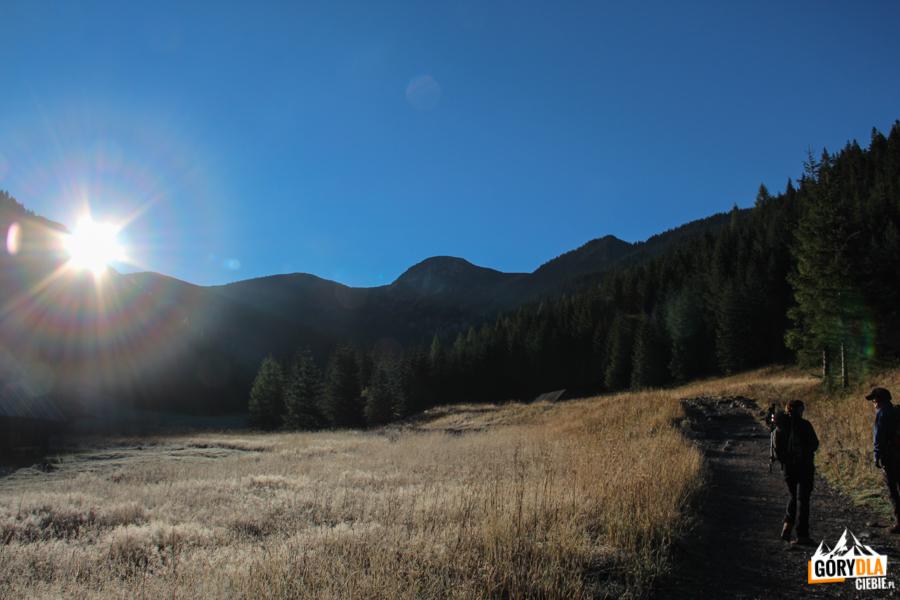 Poranek w Dolince Jaworzynki