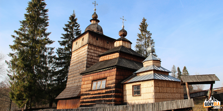 Cerkiew prawosławna p.w. Opieki Matki Bożej w Wołowcu