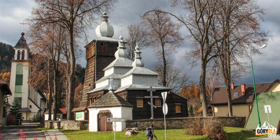 Cerkiew greckokatolicka p.w. św. Paraskewy w Uściu Gorlickim