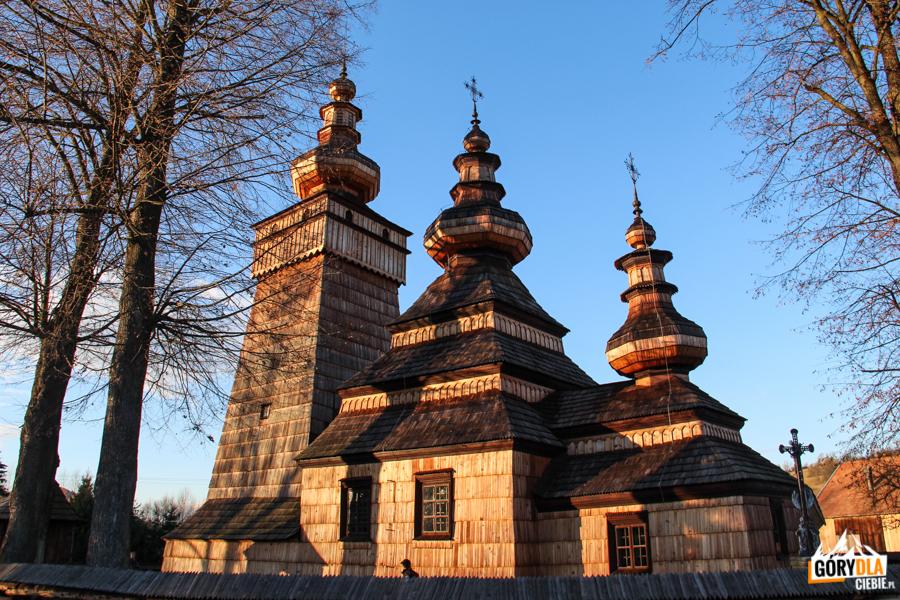 Cerkiew p.w. św. Paraskewi w Kwiatoniu