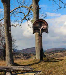 Śladami Łemków w Beskidzie Niskim