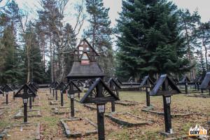 Cmentarz Wojenny nr 60 na Przełęczy Małastowskiej